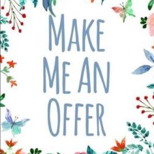 Other - Make me an offer 💗